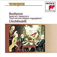 Beethoven: Sextet in E / Quintet in A