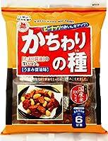 越後製菓 かちわりの種 うまみ醤油味 99g×12個 新潟米菓 かちわりのたね