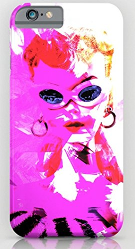 バービー Barbie iPhone 8/8 Plus Xケース society6 (iPhone X, barbie07) [並行輸入品]