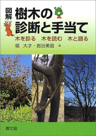 図解 樹木の診断と手当て―木を診る・木を読む・木と語る