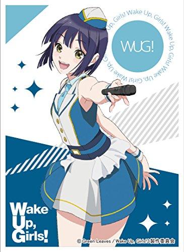 キャラクタースリーブ Wake Up, Girls!新章 七瀬佳乃(EN-537)