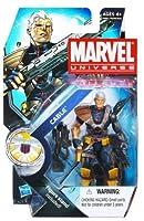 Hasbro マーベルユニバース 3.75インチ アクションフィギュア シリーズ3 ケーブル