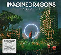 IMAGINE DRAGONS Origins +Bonus / Live at Lollapalooza Brazil 24 March 2018 Evolve World Tour 2CD Digipak [CD Audio]