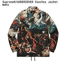 supreme × UNDERCOVER Coaches Jacket 16AW Sサイズ 半タグ付!シュプリーム アンダーカバー コーチジャケット 国内正規品!