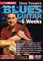 American Blues in 6 Weeks: Week 4 Bb King Style [DVD]