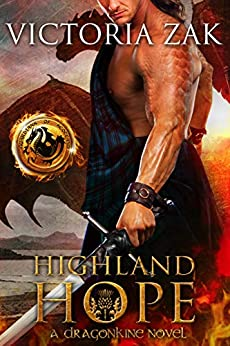 Highland Hope (Guardians of Scotland Book 4) by [Zak, Victoria]