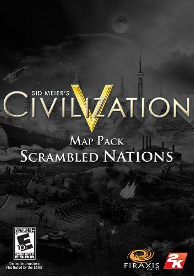 シプリー望み記事Sid Meiers Civilization V Map Pack: Scrambled Nations(日本語版) [オンラインコード]