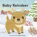 Baby Reindeer (Little Finger Puppet Board Books)