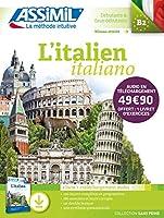 L'ITALIEN (Livre + code tlchgt mp3) (Sans Peine)