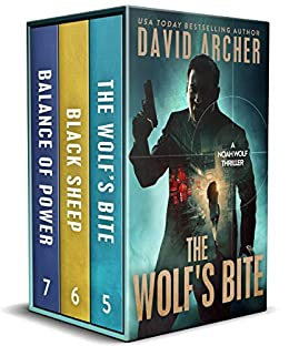 Noah Wolf Box Set #2: Books 5-7 (Noah Wolf Boxed Set) by [Archer, David]