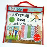 My Extremely Busy Activity Pack (Charlie and Lola) -