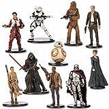 Disney(ディズニー) Star Wars: The Force Awakens Deluxe Figure Play Set スター・ウォーズ『フォースの覚醒』デラックスフィギュアセット [並行輸入品]