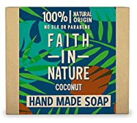 Faith in Nature - Coconut Hand Made Soap - 100g