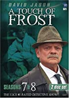 Touch of Frost Season 7 & 8 [DVD] [Import]