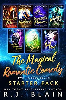The Magical Romantic Comedy (with a body count) Starter Pack by [Blain, R.J.]