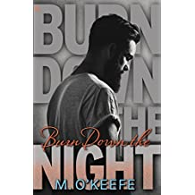 Burn Down the Night (Everything I Left Unsaid Book 3)
