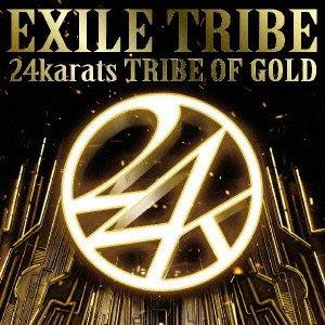 24karats TRIBE OF GOLD (SINGLE+DVD)