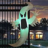 GOOSH 5FT Inflatable Halloween Hunting Ghost
