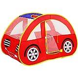 テント 玩具テント キッズプレイ プレイハウス キャリーケース 屋外/屋内 子供の遊び場所