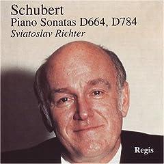 リヒテル演奏 シューベルト ピアノソナタD664&784の商品写真