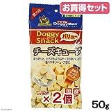 Amazon.co.jpお買得セット ドギーマン ドギースナックバリュー チーズキューブ 60g 犬 おやつ お買い得2個入