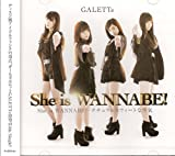 She is WANNABE!