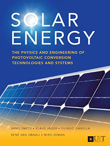 amazon solar energy the physics and engineering of photovoltaic