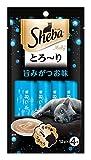 シーバ (Sheba) とろ~り メルティ 旨みがつお味 48g(12g分包x4P) 6個セット