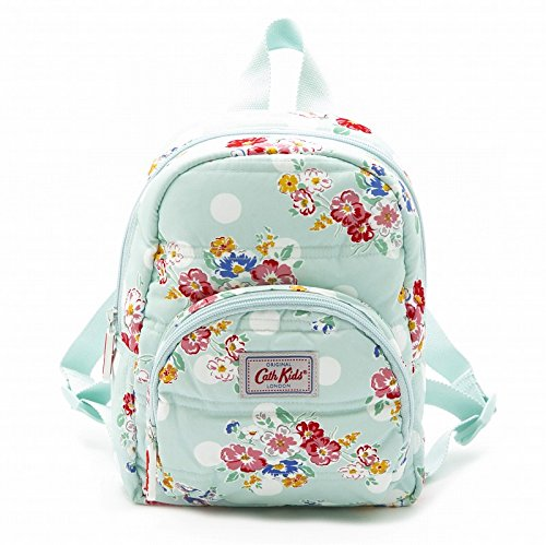 (キャスキッドソン) CATH KIDSTON KIDS QUILTED MINI RUCKSACK Peppermint 647571 [並行輸入品]