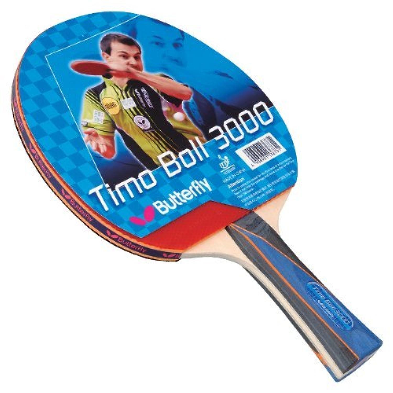 Butterfly 8830 Timo Boll Table Tennis Racket [並行輸入品]