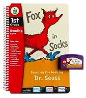 Dr. Seuss Fox in Socks 1st Grade LeapPad Book & Cartridge 【You&Me】 [並行輸入品]