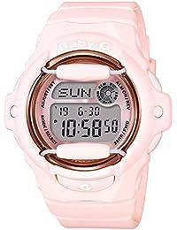 [カシオ] 腕時計 ベビージー Baby-G Pink Bouquet Series BG-169G-4BJF レディース ピンク