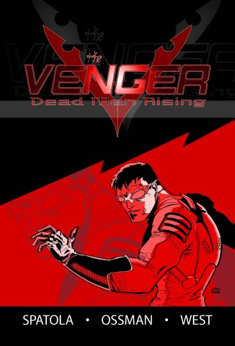 The Venger: Dead Man Rising #1 (English Edition)