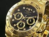 テクノス TECHNOS クロノグラフ 腕時計 TGM639GB