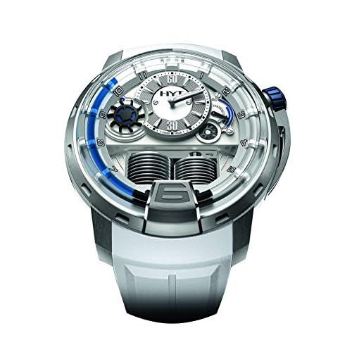 [エイチ ワイ ティ-]HYT 腕時計 148-TT-11-BF メンズ 【正規輸入品】