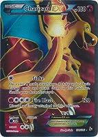 Pokemon Charizard 100 XY Flashfire Card, Holo