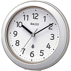 リズム時計工業(Rhythm) 掛け時計 グレ...の関連商品2