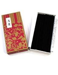 鳩居堂 お線香 清靄(せいあい) 紙箱(新パッケージ) バラ詰め 100g ご自宅用 217 お香 白檀の香り