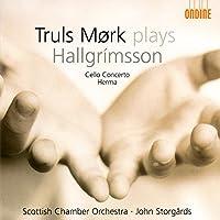 ハトルグリームソン:チェロ協奏曲/ヘルマ (Mork plays Hallgrimsson)