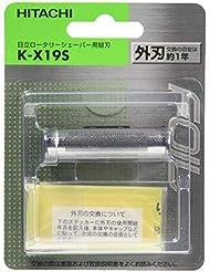 日立 替刃 外刃 K-X19S