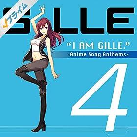 GILLのアルバムはみんなこんなポーズのシルエットとか絵です。