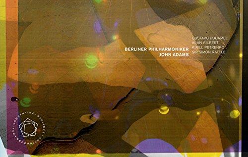 ジョン・アダムズ・エディション / ベルリン・フィルハーモニー管弦楽団 (John Adams / Berliner Philharmoniker | Gustavo Dudamel | Alan Gilbert | Kirill Peternko | Sir Simon Rattle) [4CD+2Blu-ray] [輸入盤] [日本語帯・解説付]
