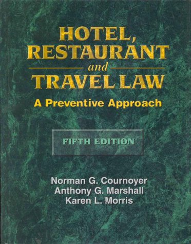 Download Hotel, Restaurant, and Travel Law 0827375360