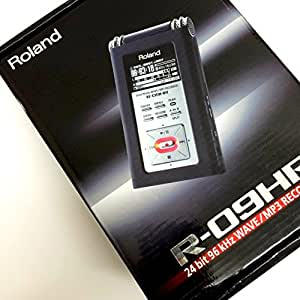 Roland 24bit WAVE/MP3 RECORDER R-09HR