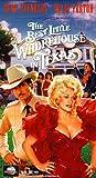 Best Little Whorehouse in Texas [VHS]