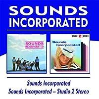 Sounds Incorporated/Sounds Incorporated - Studio 2 Stereo / Sounds Incorporated by Sounds Incorporated (2005-05-10)