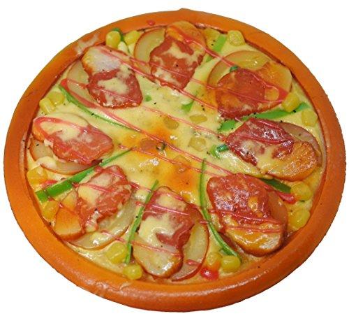食品 サンプル ピザ pizza ジューシー ミート シーフード ミックス (ミート)