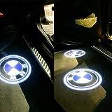 BMW 高品質 カーテシ LED レーザーロゴライト アンダースポット / ドアレーザーライト / カーテシライト 配線不要 / 純正交換タイプ BMW (¥ 1,173)