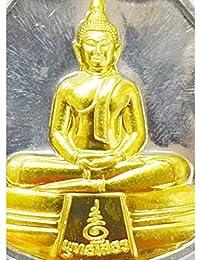 ラッキージュエリーAmulets Phra Phuttha Sothorn Wat Sothon Wararam Worawihan Pendent