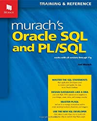 Murach's Oracle SQL and PL/SQL (Murach: Training & Reference)